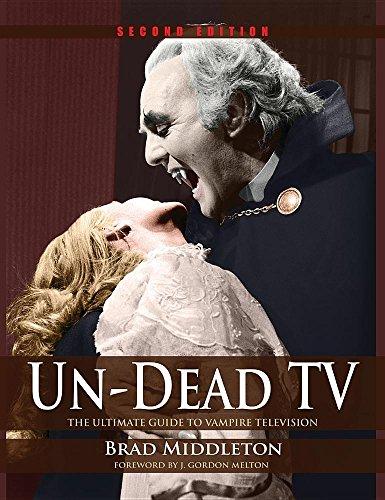 9781935303619: Un-Dead TV: The Ultimate Guide to Vampire Television