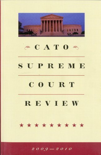 9781935308379: Cato Supreme Court Review, 2009-2010