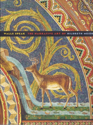 9781935314004: Walls Speak: the Narrative Art of Hildreth Meiere