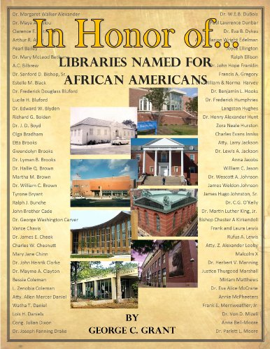 9781935316428: In Honor Of, Libraries Named For African Americans