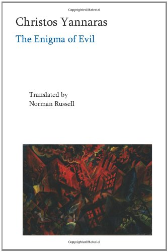 The Enigma of Evil: Christos Yannaras