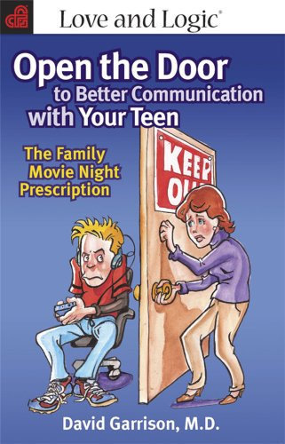 9781935326007: Open the Door to Better Communication with Your Teen: The Family Movie Night Prescription