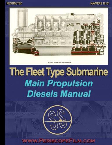 Fleet Type Submarine Main Propulsion Diesels: United States Navy
