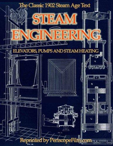 1902 Handbook of Steam Engineering: Elevators, Pumps: International Correspondence School