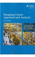 Shopping Center Appraisal and Analysis: James D. Vernor