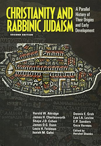 9781935335511: Christianity and Rabbinic Judaism: A Parallel History of Their Origins and Early Development
