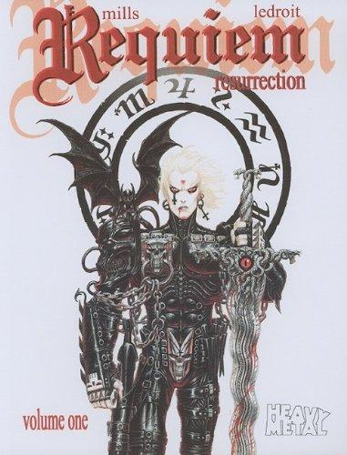9781935351016: Requiem 1: Resurrection