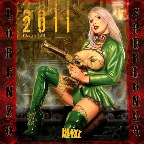 9781935351252: Lorenzo Sperlonga 2011 Calendar