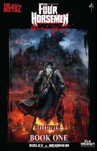 9781935351498: Four Horsemen of the Apocalypse - Book I, Helldiver