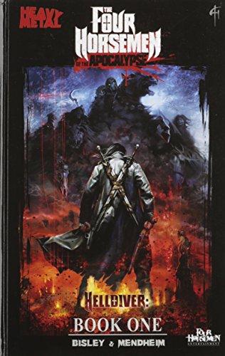 9781935351511: Four Horsemen of the Apocalypse - Book I, Helldiver