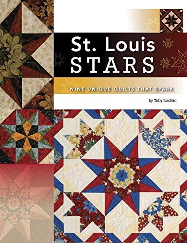 9781935362067: St. Louis Stars: Nine Unique Quilts That Spark