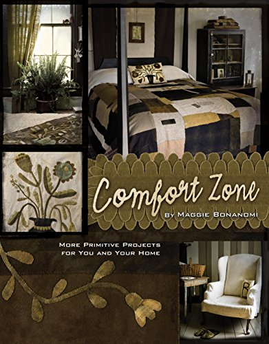 9781935362494: Comfort Zone: More Primitive Projects for You and Your Home