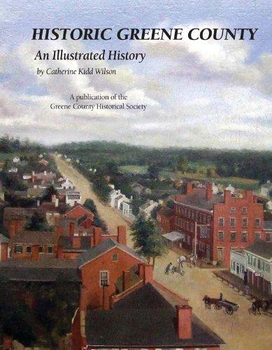 Historic Greene County: Catherine Kidd Wilson