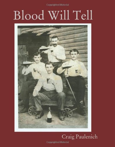 9781935402336: Blood Will Tell