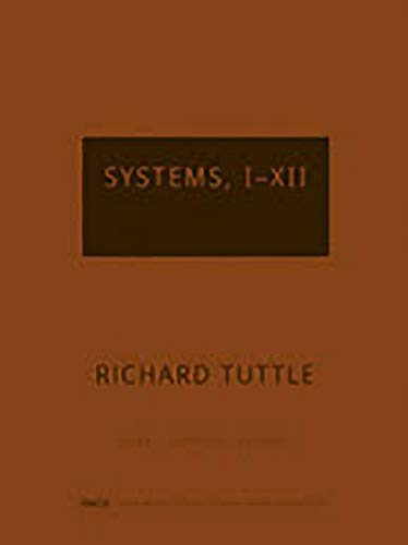 Richard Tuttle Systems, I - XII. Four,: Tuttle, Richard