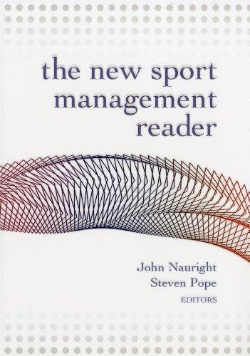 9781935412014: New Sport Management Reader