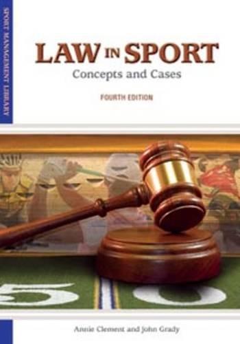 Law In Sport: Clement, Annie;grady, John;