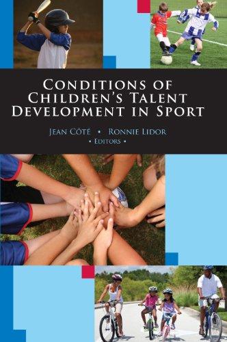 Conditions of Children s Talent Development in Sport (Paperback): Jean Cote, Ronnie Lidor