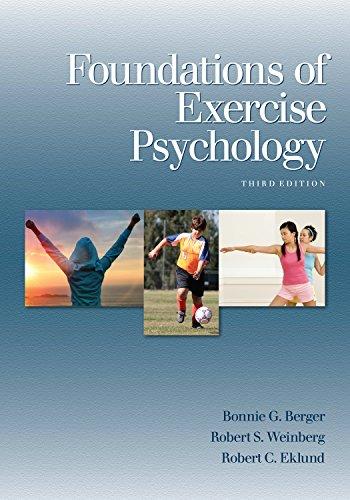 9781935412588: Foundations of Exercise Psychology