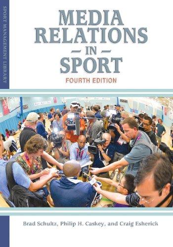 9781935412946: Media Relations in Sport