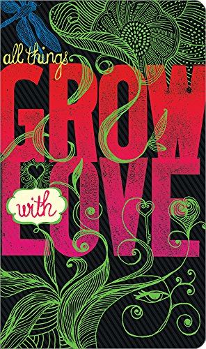 9781935414223: All things grow with love. (Write Now Journal)