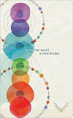 Make the world a little kinder. (Write Now Journal): M. H. Clark