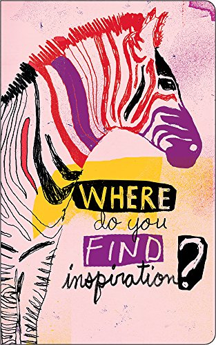 9781935414698: Where Do You Find Inspiration? (Write Now Journal)