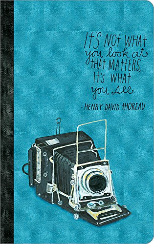 9781935414766: It's not what you look at that matters, it's what you see. (Write Now Journal)