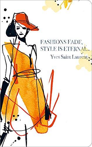 Write Now Journal Fashion: Clark, M. H.