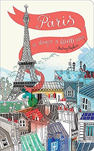 9781935414902: Write Now Journals: Paris Is Always a Good Idea