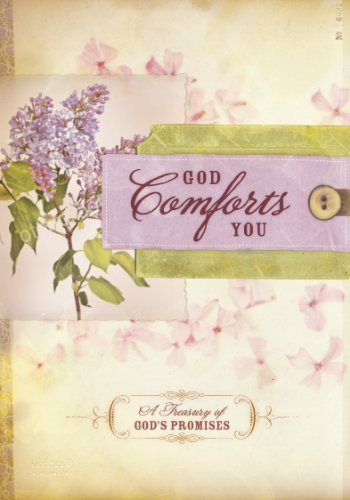 9781935416234: God Comforts You Promise Book