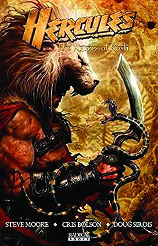 9781935417033: Hercules: The Knives Of Kush (Hercules Vol.2: The Knives Of Kush)