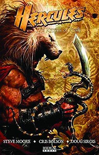 9781935417033: Hercules: The Knives Of Kush (Hercules Vol.2: The Knives Of Kush)