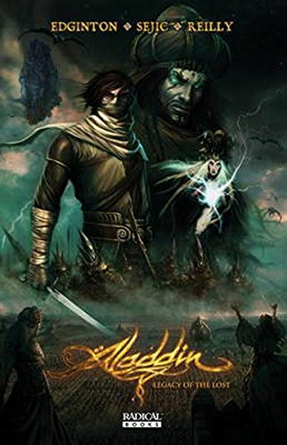 9781935417040: Aladdin Volume 1: Legacy of the Lost