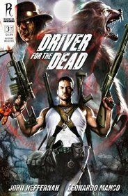 9781935417231: Driver for the Dead (Volume 1, Book 3)