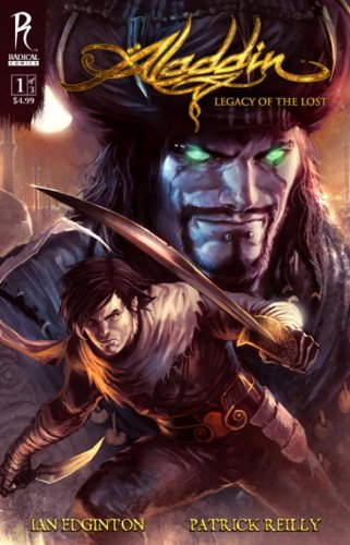 9781935417248: Aladdin: Legacy of the Lost (Volume 1, Book 1)