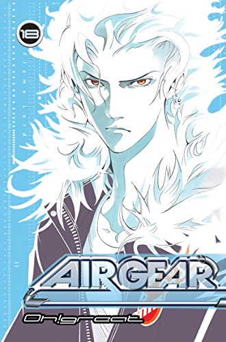 9781935429098: Air Gear 18