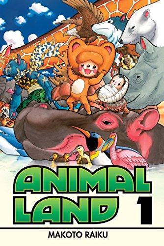 Animal Land 1: Raiku, Makoto
