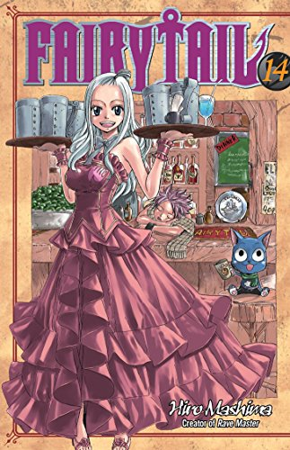 Fairy Tail, Vol. 14: Hiro Mashima