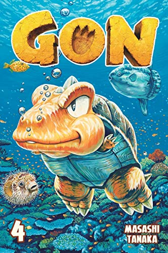 Gon 4 (Gon (Kodansha Comics)): Masashi Tanaka