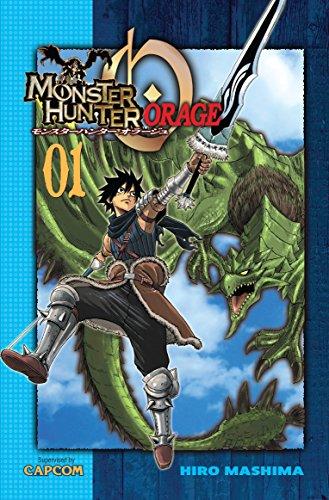 9781935429494: Monster Hunter Orage 1