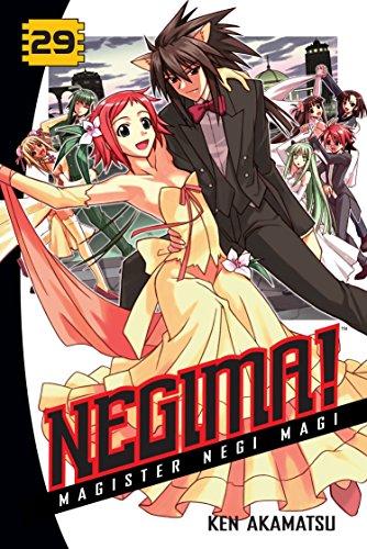 9781935429562: Negima! 29: Magister Negi Magi