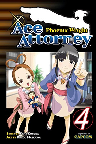 9781935429722: Phoenix Wright: Ace Attorney 4