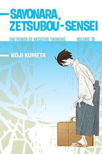 Sayonara, Zetsubou-Sensei 9: The Power of Negative Thinking: Kumeta, Koji