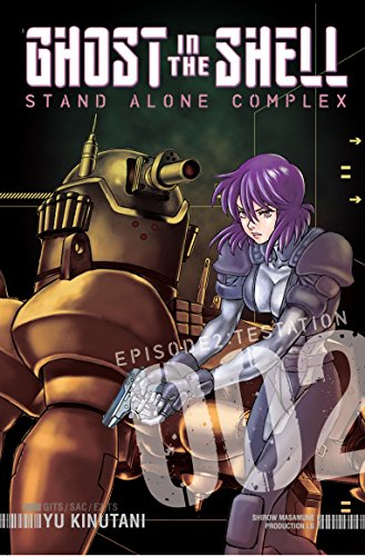 Ghost In The Shell: Stand Alone Complex 2 (Paperback)