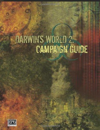 9781935432036: Darwin's World 2: Campaign Guide