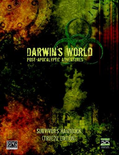 9781935432050: Darwin's World True20: Survivor's Handbook