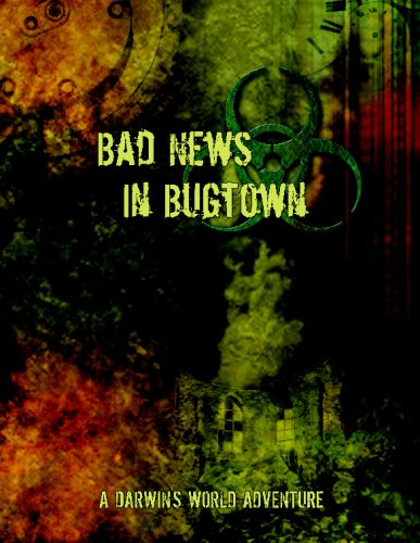 9781935432135: Bad News In Bugtown