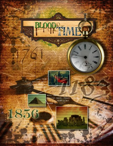 9781935432227: Blood and Time