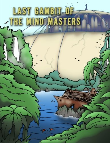 9781935432500: Last Gambit of The Mind Masters